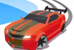 لعبة التفحيط بالسيارة