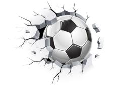 لعبة انزلاق الكرة
